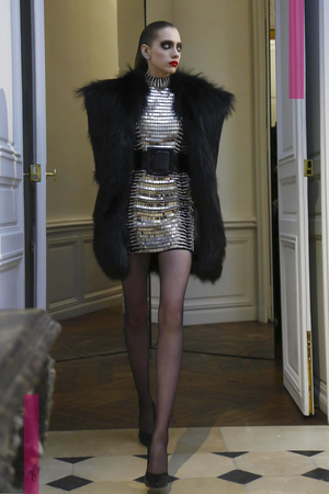 Saint Laurent, Fashion Show, Ready To Wear Collection Fall Winter 2016 in Paris