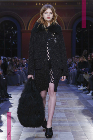 Sonia Rykiel, Fashion Show, Ready To Wear Collection Fall Winter 2016 in Paris