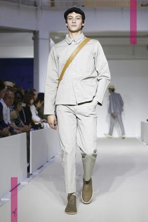 Agnés B Summer 2017 Collection in Paris