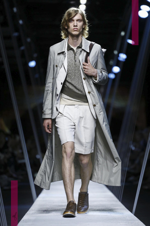 Canali Menswear Spring Summer 2017 Collection in Milan