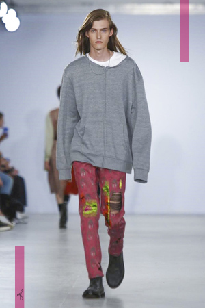Casely-Hayford, Fashion Show, Menswear Collection Spring Summer 2017 in London