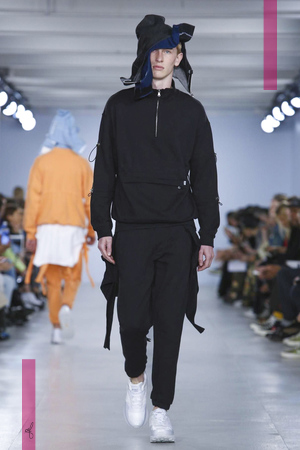 Christopher Shannon, Menswear Collection Spring Summer 2017 in London