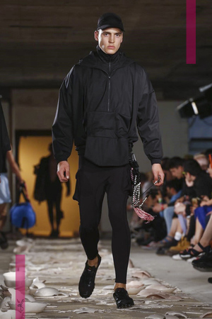 Cottweiler Fashion Show, Menswear Collection Spring Summer 2017 in London