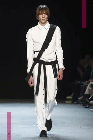 Craig Green, Fashion Show, Menswear Collection Spring Summer 2017 in London