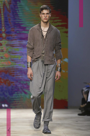 Daks Fashion Show, Menswear Collection Spring Summer 2017 in Milan