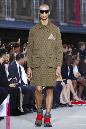 Givenchy, Fashion Show, Menswear Collection Spring Summer 2017 in Paris