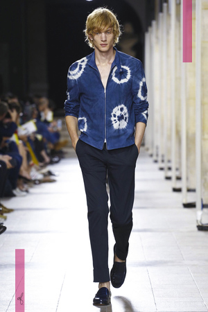 Hermes, Fashion Show, Menswear Collection Spring Summer 2017 in Paris