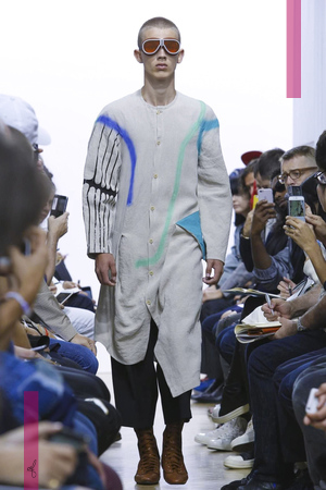 J.W. Anderson, Menswear Collection Spring Summer 2017 in London