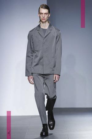 Jil Sander, Menswear Collection Spring Summer 2017 in Milan
