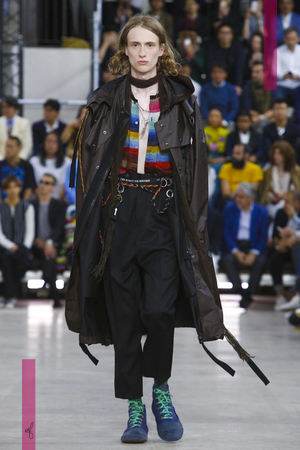 Lanvin, Menswear Collection Spring Summer 2017 in Paris