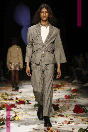 MAN Fashion Show, Menswear Collection Spring Summer 2017 in London