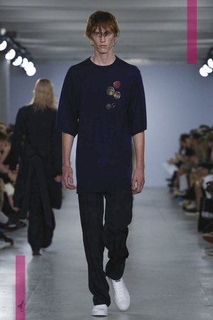 Matthew Miller, Menswear Collection Spring Summer 2017 in London