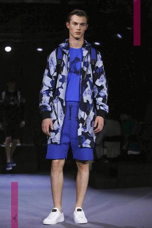 MCM x Christopher Raeburn, Menswear Collection Spring Summer 2017 in London