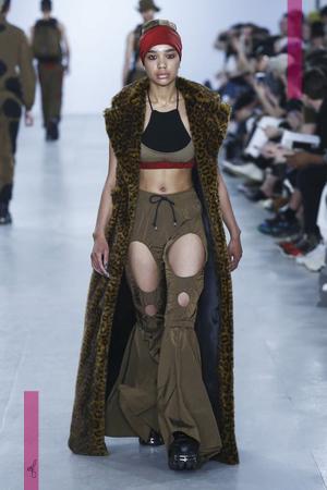 Nasir Mazhar Fashion Show, Menswear Collection Spring Summer 2017 in London