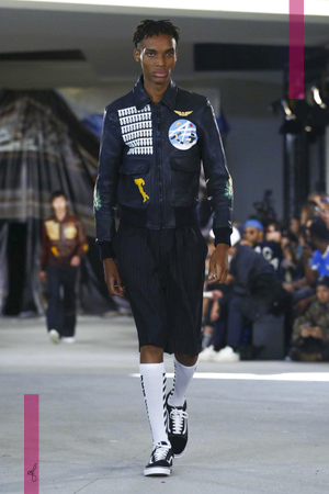 OFF-WHITE  Summer 2017 Collection in Paris