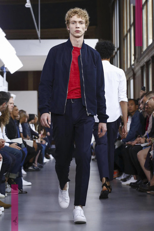 Officine Generale Menswear Spring Summer 2017 Collection in Paris