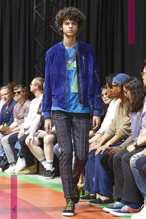 Paul Smith, Menswear Collection Spring Summer 2017 in Paris