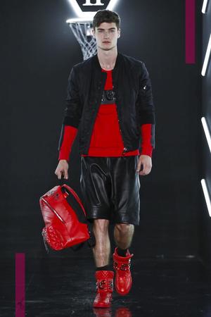 Philipp Plein Menswear Spring Summer 2017 Collection in Milan