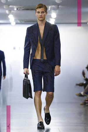 Richmond, Fashion Show, Mens Wear Collection Spring Summer 2017 in Milan