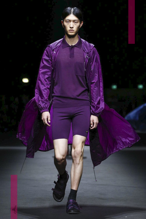 Versace, Fashion Show, Mens Wear Collection Spring Summer 2017 in Milan