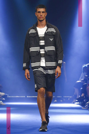 White Mountaineering, Fashion Show, Menswear Collection Spring Summer 2017 in Paris