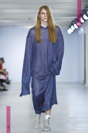 Xander Zhou, Menswear Collection Spring Summer 2017 in London