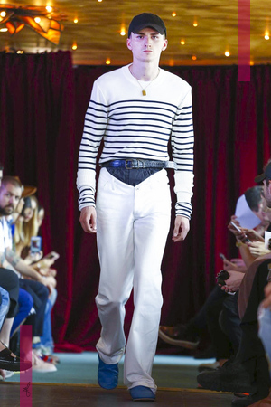 Y Project, Fashion Show, Menswear Collection Spring Summer 2017 in Paris