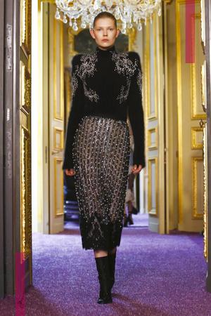 Francesco Scognamiglio, Fashion Show, Couture Fall Winter 2016 in Paris