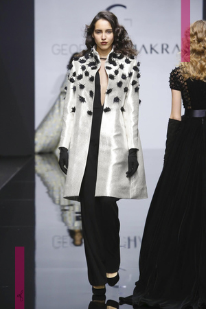 Georges Chakra, Fashion Show, Couture Fall Winter 2016 in Paris