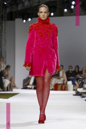 Giambattista Valli,Couture,Collection Fall Winter 2016 in Paris