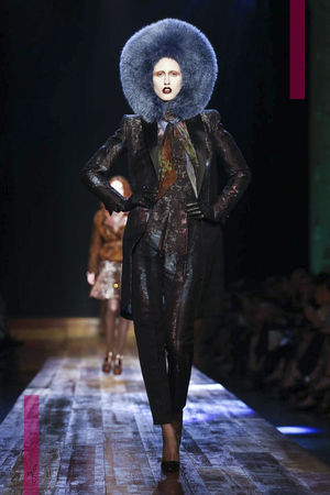 Jean Paul Gaultier, Couture Collection Fall Winter 2016 in Paris