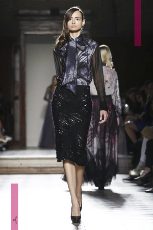 Julien Fournié, Couture Collection Fall Winter 2016 in Paris
