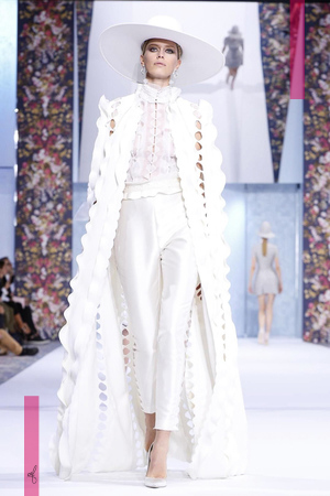 Ralph And Russo Couture Collection, Fall Winter 2016 Fashion Show in Paris
