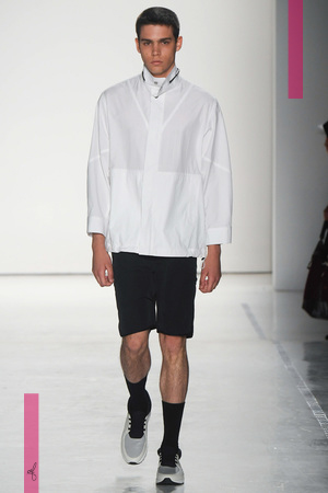 Tim Coppens, Spring 2017, New York Menswear, July, 12, 2016 NYTCREDIT: NOWFASHION