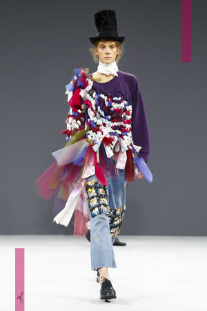 Viktor&Rolf,Fashion Show, Couture Fall Winter 2016 in Paris
