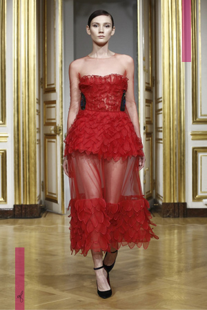Yanina, Couture Collection Fall Winter 2016 in Paris