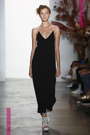 Adam Selman Fashion Show, Ready to Wear Collection Spring Summer 2017 in New York