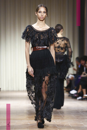 Alberta Ferretti, Fashion Show, Ready to Wear Collection Spring Summer 2017 in Milan
