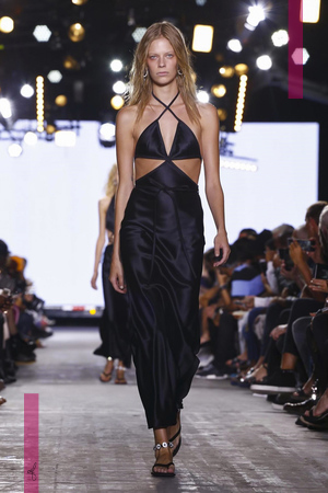 Alexander Wang Fashion Show, Ready to Wear Collection Spring Summer 2017 in New York