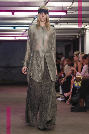 Baja East Fashion Show, Ready to Wear Collection Spring Summer 2017 in New York