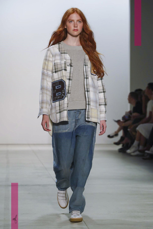 Band of Outsiders Fashion Show, Ready to Wear Collection Spring Summer 2017 in New York