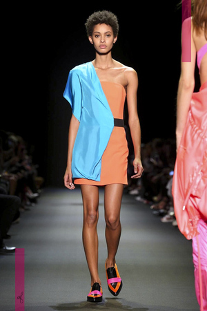 Barbara Bui Fashion Show, Ready to Wear Collection Spring Summer 2017 in Paris