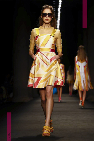 Byblos Fashion Show, Ready to Wear Collection Spring Summer 2017 in Milan