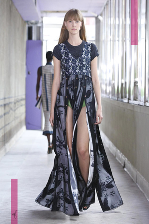 CG by Chris Gelinas Fashion Show, Ready to Wear Collection Spring Summer 2017 in New York