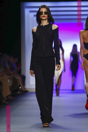 Cushnie et Ochs Fashion Show, Ready to Wear Collection Spring Summer 2017 in New York
