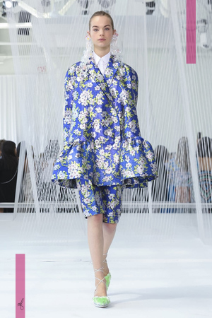 delpozo fashion show ready to wear collection spring summer in new york