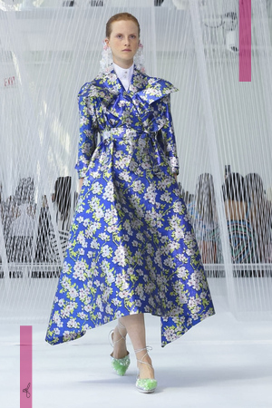 DelPozo Fashion Show, Ready to Wear Collection Spring Summer 2017 in New York