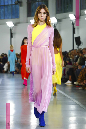 Emilio Pucci, Fashion Show, Ready to Wear Collection Spring Summer 2017 in Milan