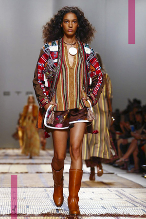 Etro, Fashion Show, Ready to Wear Collection Spring Summer 2017 in Milan