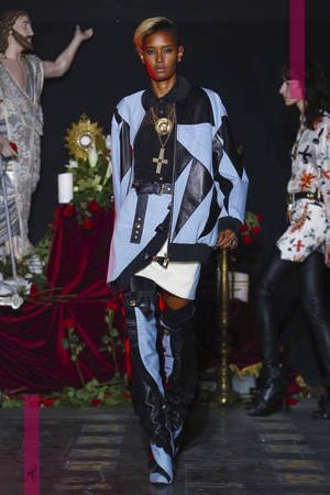 Fausto Puglisi, Fashion Show, Ready to Wear Collection Spring Summer 2017 in Milan